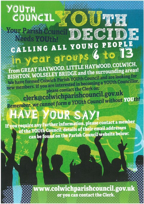 Youth Council Poster